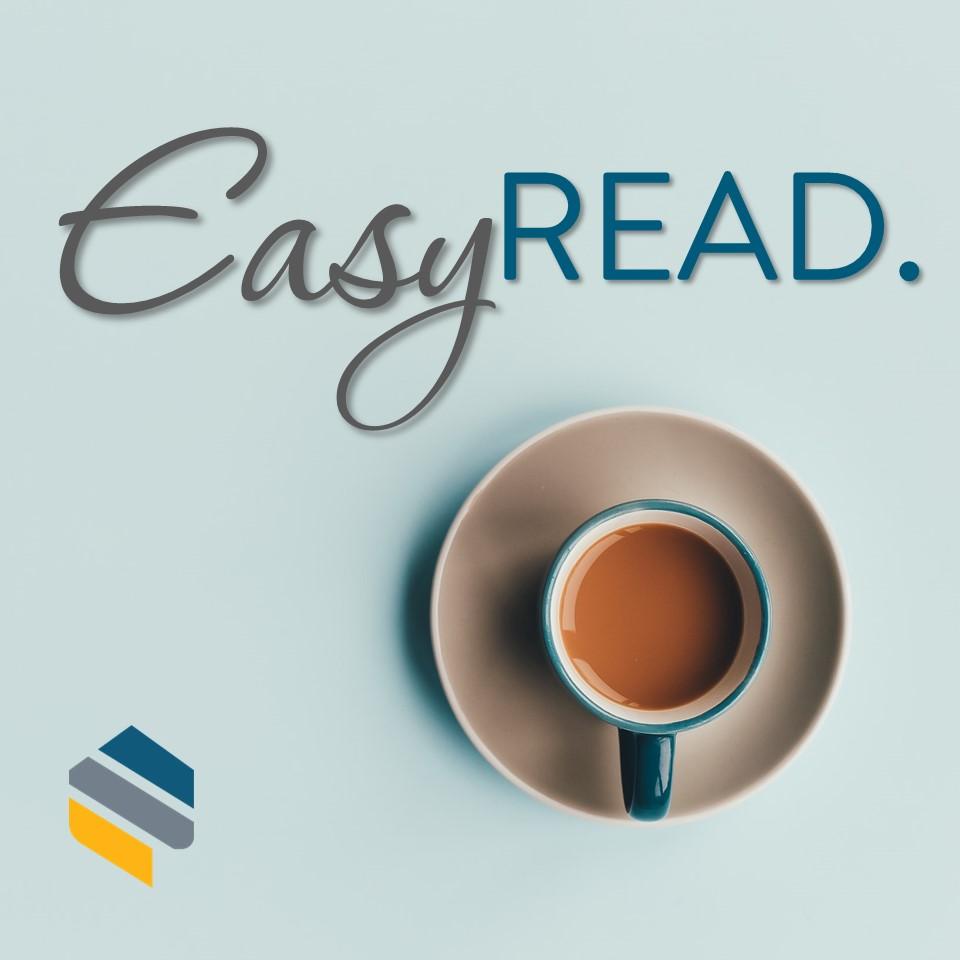 EASY READING BLOG